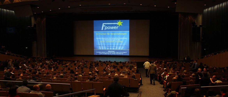 Fpower-Ihr Partner für Veranstaltungen